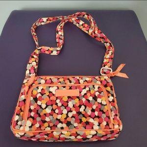 Vera Bradley Pink Polka Dot Bag
